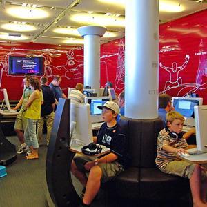 Интернет-кафе Кёнигсберга