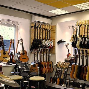 Музыкальные магазины Кёнигсберга