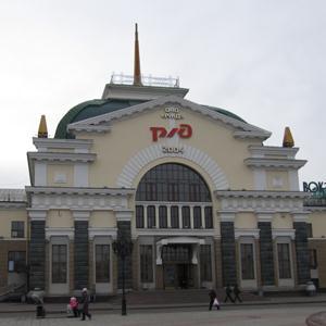 Железнодорожные вокзалы Кёнигсберга